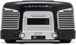 """""""Teac SL-D920B Black CD/USB iPad/iPod Nostalgic Brand New  The Teac SL-D920 is a finest sound system with vintage classic body..This unique multifunctional Sound System can playback CD, Tuner, USB, AUX and compatible with most MP3 players, USB flash memory"""