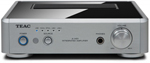 """""""Teac A-H01 Silver USB DAC Brand New  An integrated amplifier is essentially a receiver without a built-in AM/FM tuner"""