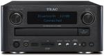 """Teac CR-H260i CD/SD Receiver w/ Bluetooth, The Teac CR-H260i is a CD/SD receiver that utilize Bluetooth&reg for wireless music playback with just a few simple settings"